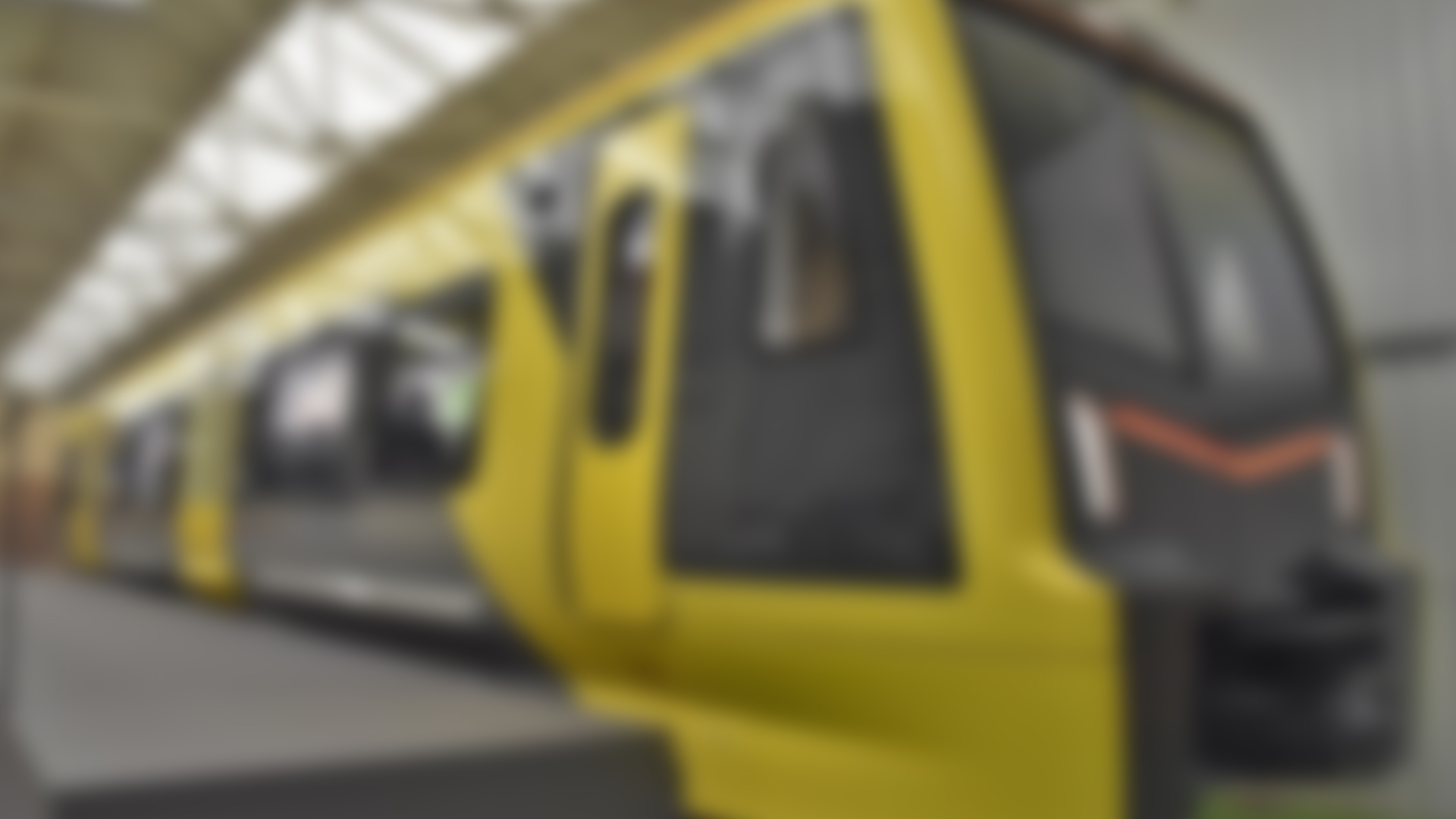 Get a first look: full-size replica of new Merseyrail trains on public display