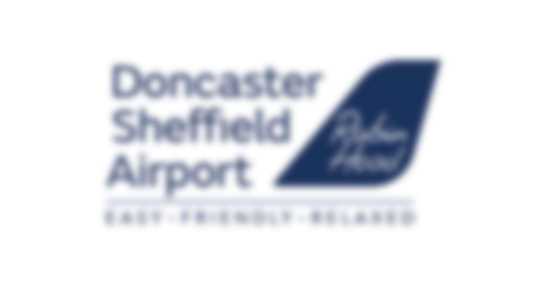 Doncaster Sheffield Airport Reveals Confident New Easy Friendly Relaxed Brand