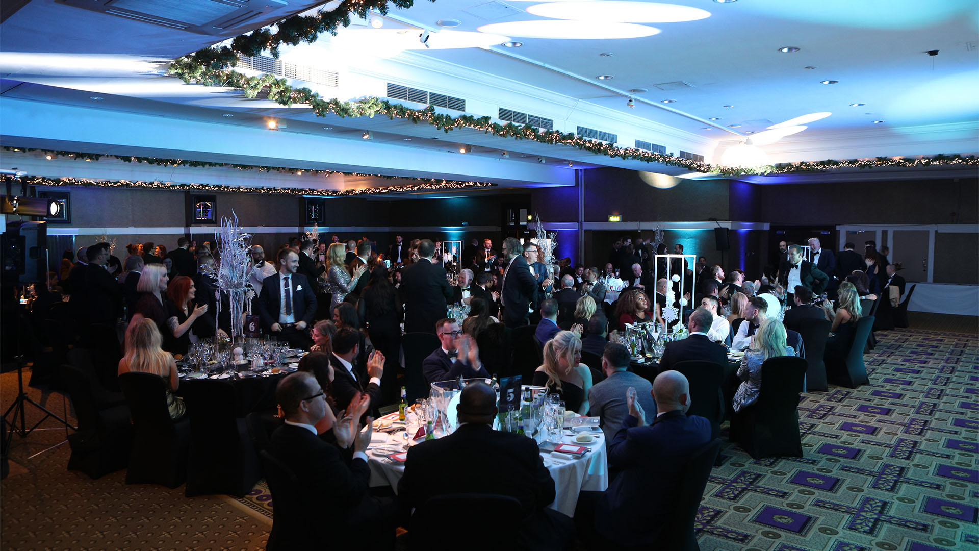 Qube Residential // Headline Sponsor // City of Manchester Business Awards 2019
