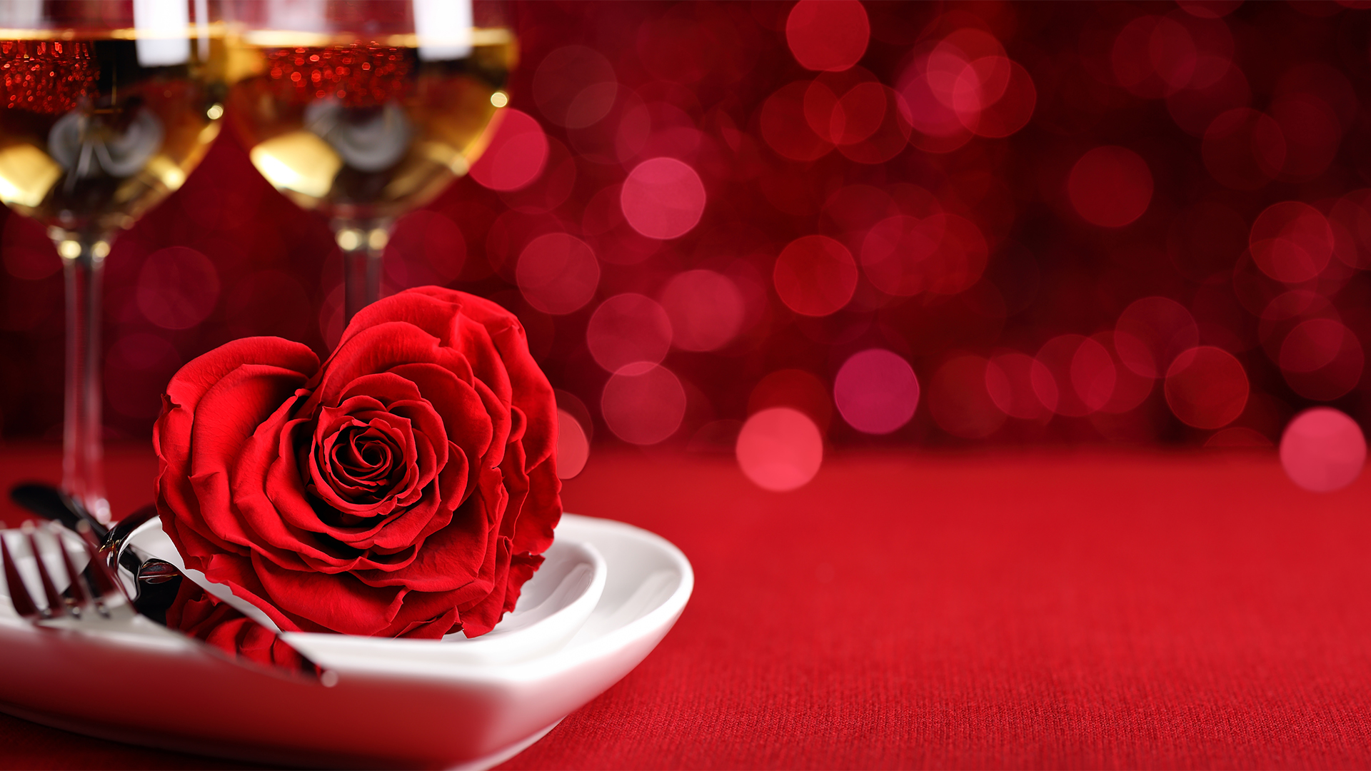 Valentine's Menu with Prosecco for £110 per Couple
