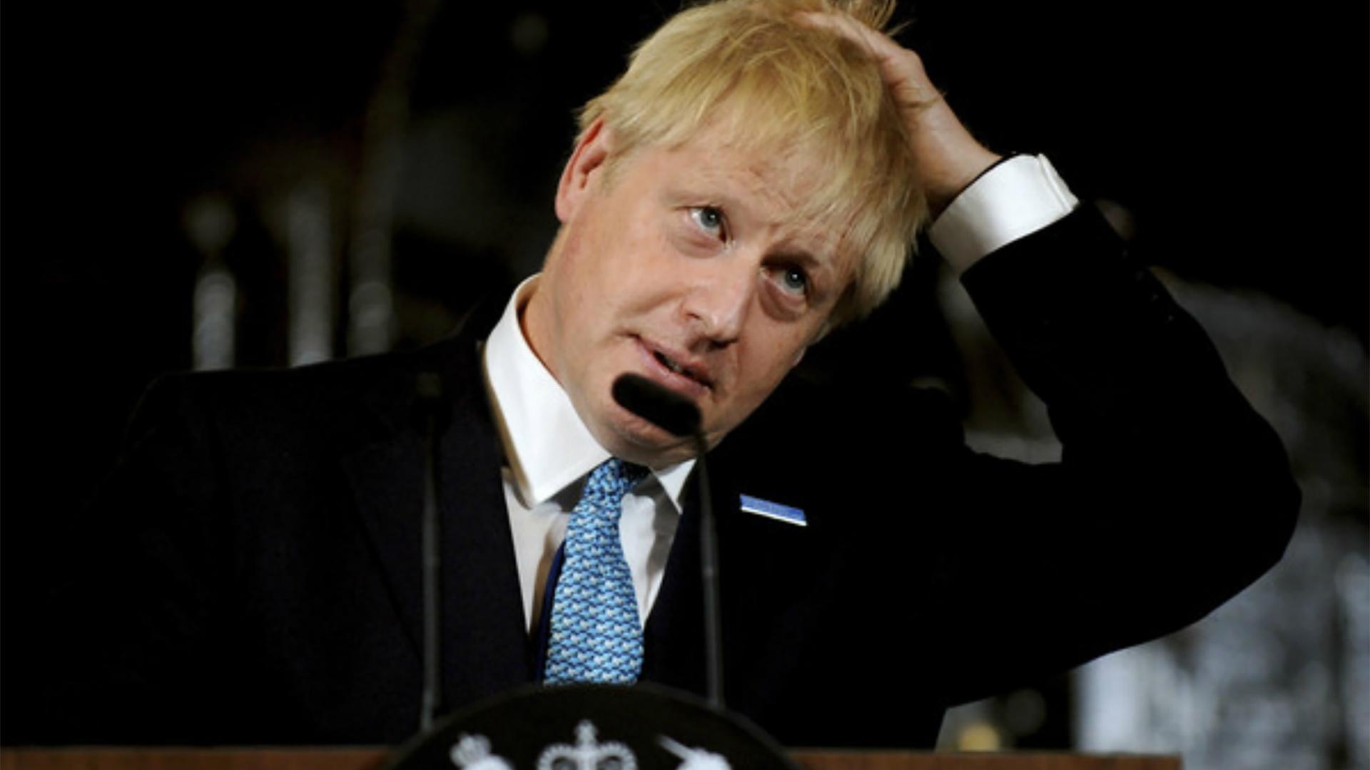 Boris must announce the final destination – with no more diversions, u-turns, or cul-de-sacs