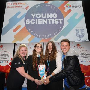 BBNW YOUNG SCIENTIST OF THE YEAR UNILEVER