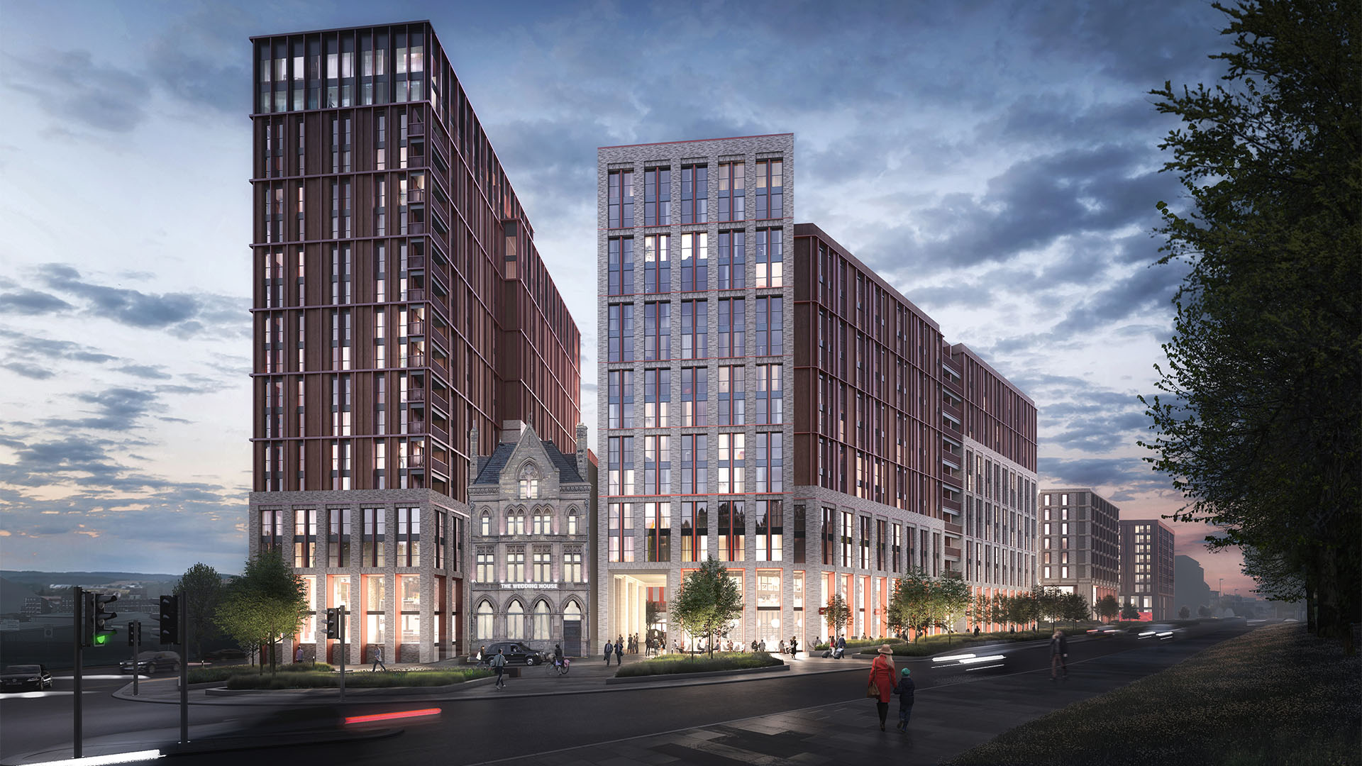 The Great George Street Project Approved By Liverpool City Council Planning Committee Downtown In Business