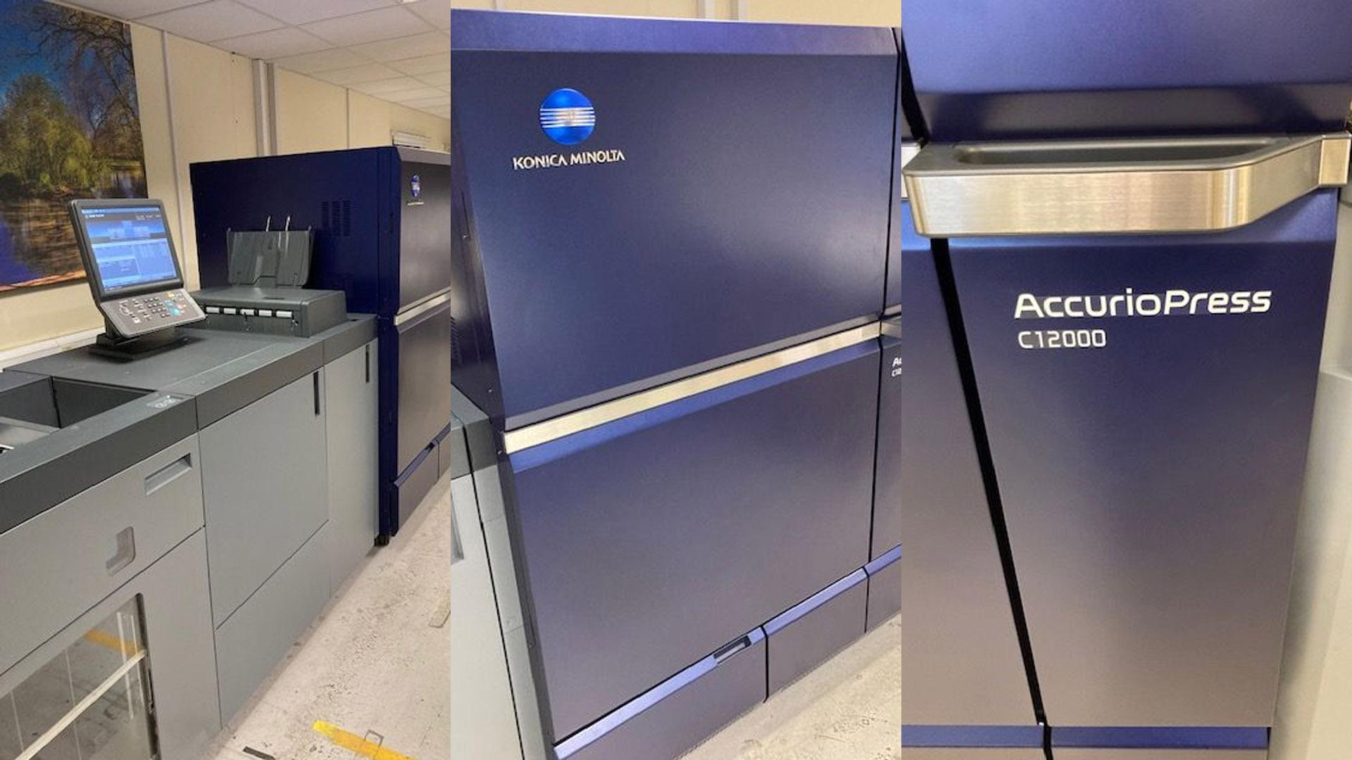 The Printroom UK upgrades equipment to meet customer needs