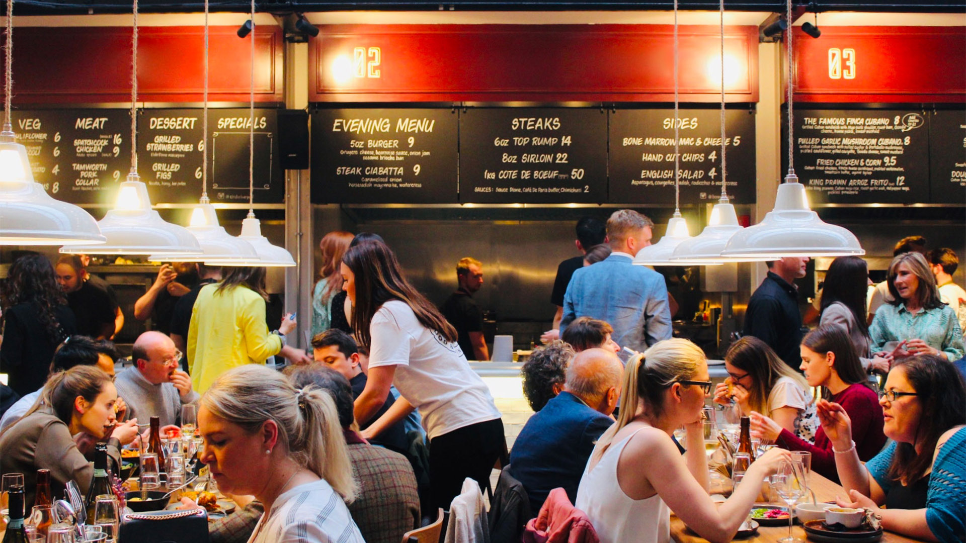 Duke Street Market to offer 20% off food and drinks every Wednesday throughout September and October