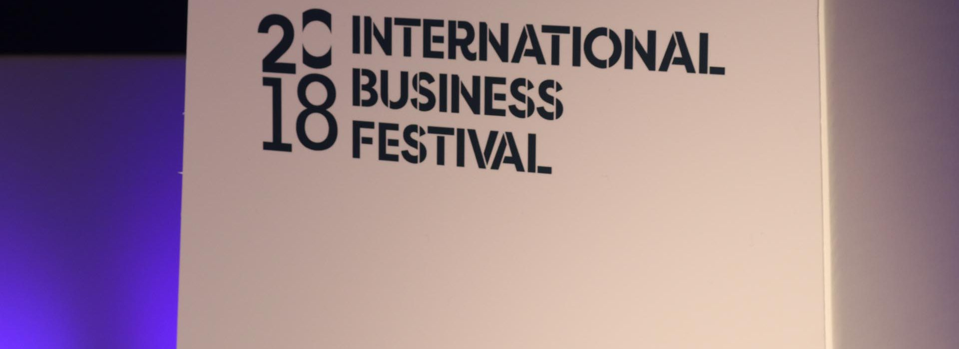 The International Business Festival - Come and join in