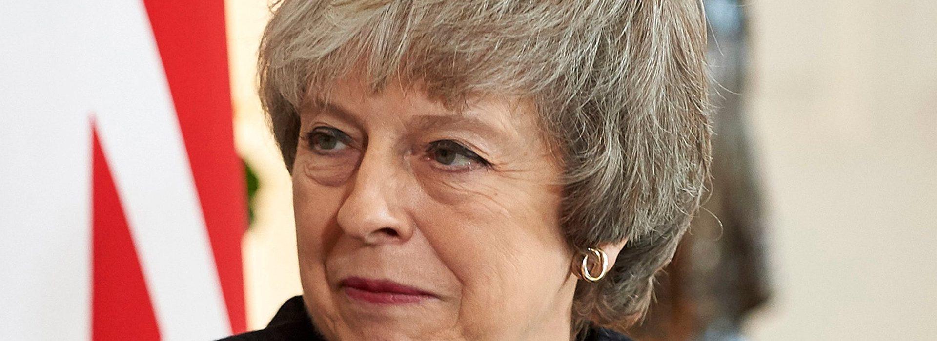 Theresa May 1920